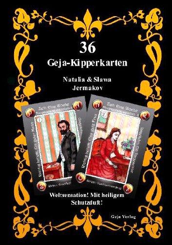 9783940365521: Set , 36 Geja Kipperkarten Klein