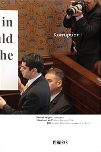 9783940384348: Korruption: Mosse-Lectures 2010