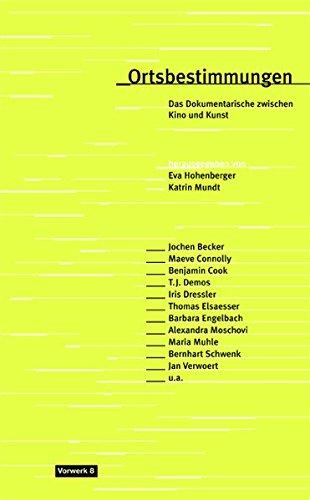 Ortsbestimmungen: Eva Hohenberger