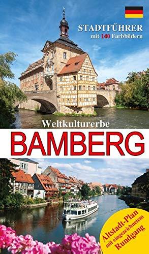 9783940391179: Stadtführer Bamberg De.