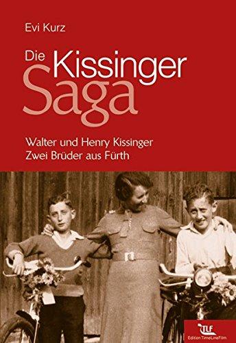 9783940405708: Die Kissinger-Saga