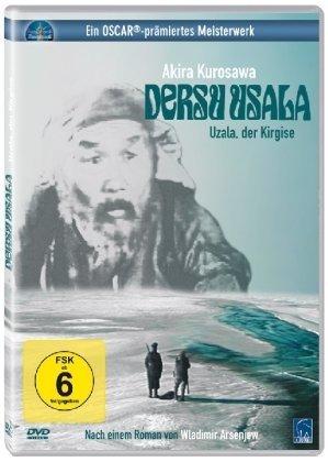 9783940415349: Dersu Usala - Uzala, der Kirgise, 1 DVD