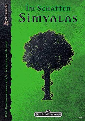 9783940424037: Im Schatten Simyalas: Abenteuer