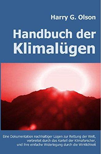 9783940431240: Handbuch der Klimalügen