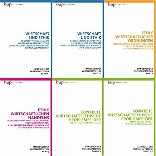 9783940432582: Wirtschaftsethik: Ein Handbuch