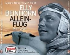 Alleinflug - Mein Leben 6 CDs: Elly Beinhorn