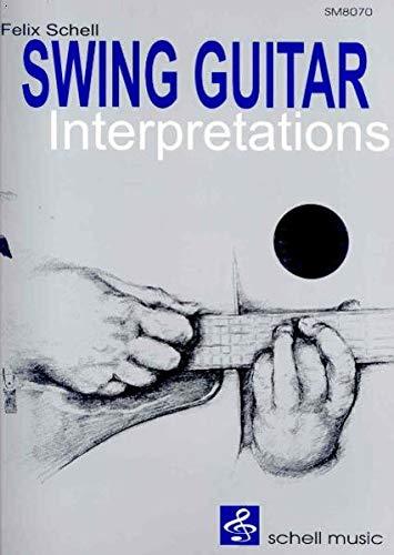 9783940474247: Swing Guitar Interpretations (mit Audio CD)