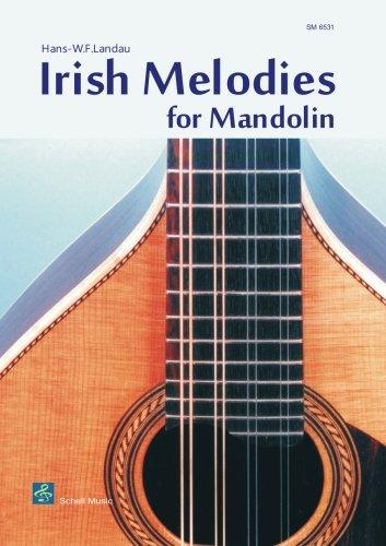 9783940474964: Irish Melodies for Mandolin