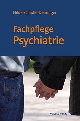 Fachpflege Psychiatrie Von Zvab