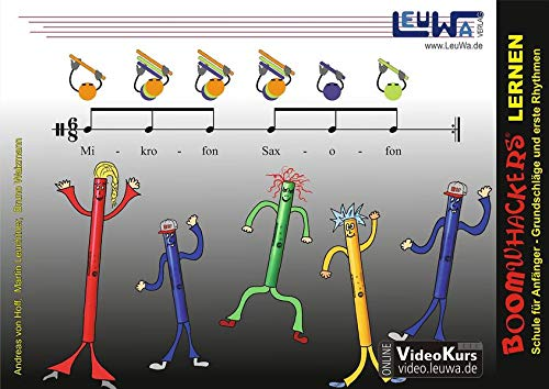 9783940533258: Boomwhackers lernen