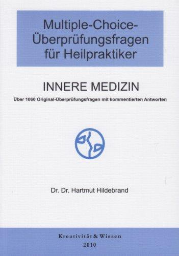 9783940535306: Multiple-Choice-Überprüfungsfragen für Heilpraktiker, Innere Medizin