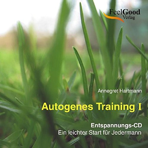 9783940544186: Autogenes Training I - Ein leichter Start fur Jedermann