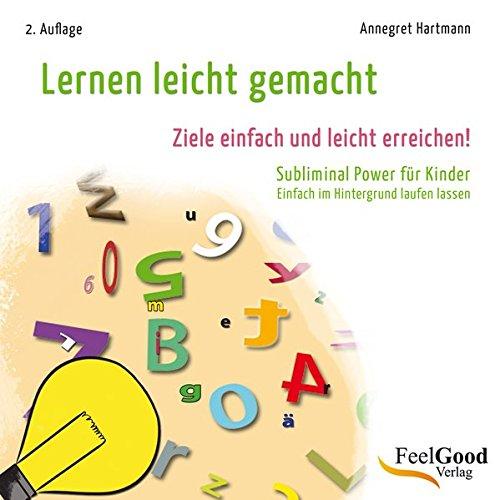 9783940544339: Lernen, leicht gemacht! Subliminal-Hörbuch für Kinder