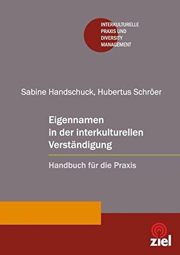 9783940562395: Eigennamen in der interkulturellen Verständigung: Handbuch für die Praxis