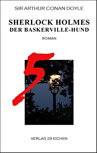 9783940597236: Sherlock Holmes 5: Der Baskerville-Hund. Roman