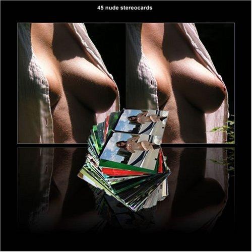 9783940619075: 45 nude stereocards - 45 nude stereoviews - 45 nude stereos