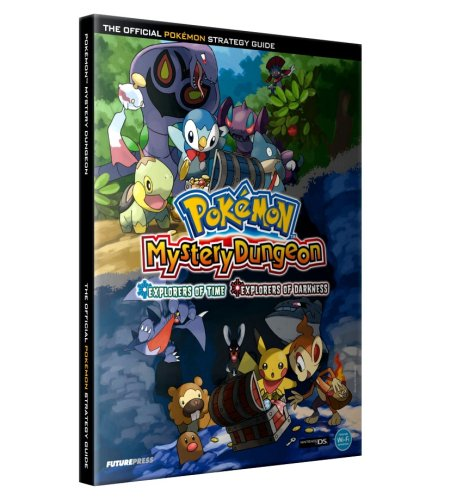 """Pokemon"""" Mystery Dungeon - Explorers of Time: Future Press"""