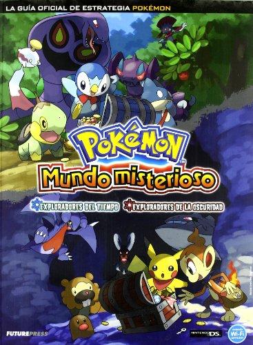9783940643186: Guía Pokemon Mundo Misterioso 2