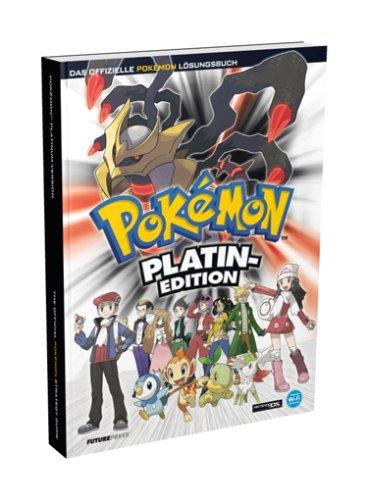 9783940643599: Pokemon Platinum Edition Lösungsbuch