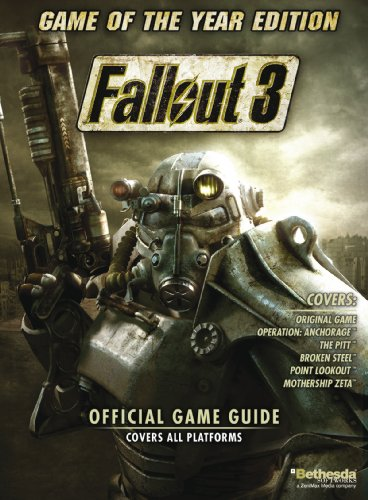 9783940643827: Fallout 3: Game of the Year Edition - the Official Game Guide (Official Strategy Guide)