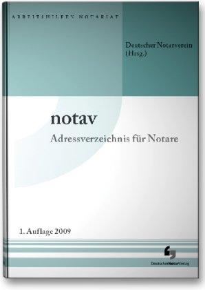 notav - Adressverzeichnis für Notare