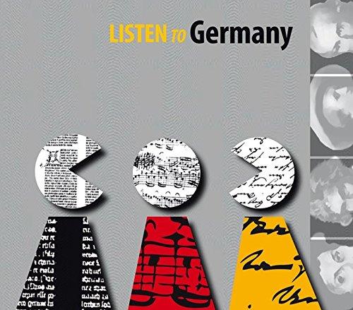 Listen to Germany. Deutschland hören, 1 Audio-CD,: Hesse, Corinna /