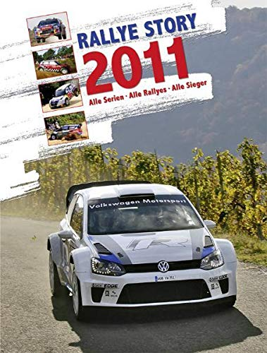 9783940672384: Rallye Story 2011