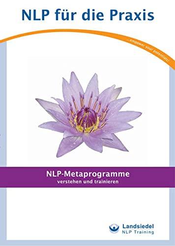 NLP-Metaprogramme: Verstehen und trainieren (Paperback)