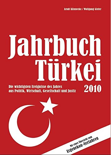 9783940766403: Jahrbuch Türkei 2010