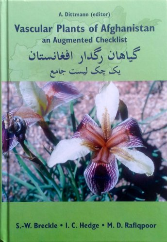 9783940766649: Vascular plants of Afghanistan: an augmented checklist
