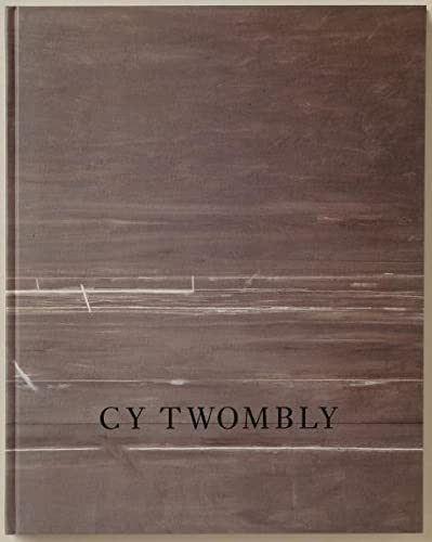 9783940824363: Cy Twombly