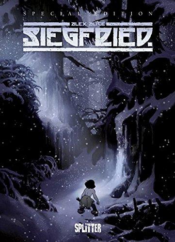 9783940864192: Siegfried 01 - Siegfried - Special Edition / Mit DVD