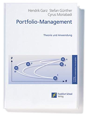 9783940913395: Portfolio-Management: Theorie und Anwendung