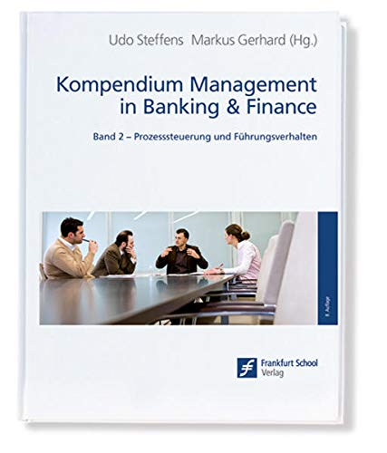 Kompendium Management in Banking & Finance 2: Udo Steffens