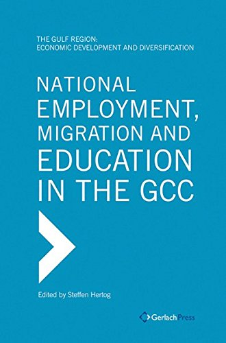 National Employment, Migration and Education in the: Steffen Hertog
