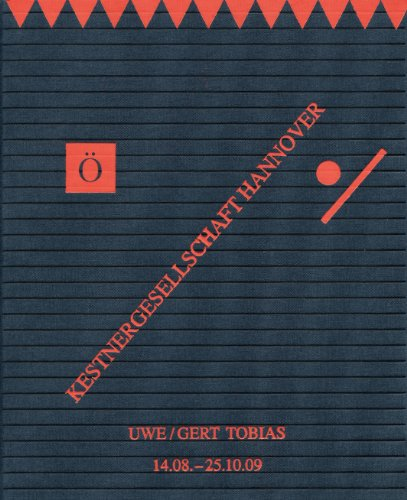 9783940953254: Gert and Uwe Tobias: Hannover Catalogue
