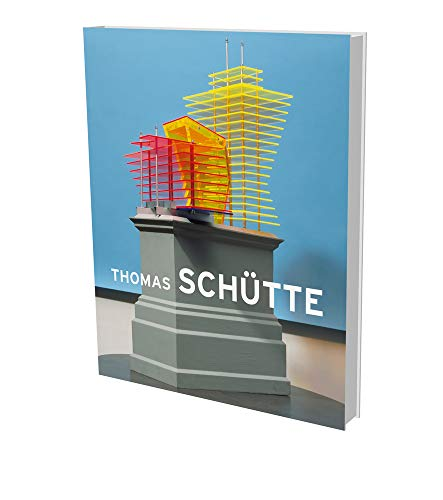9783940953544: Thomas Schutte: Big Buildings: Models and Views 1980-2010 (English and German Edition)
