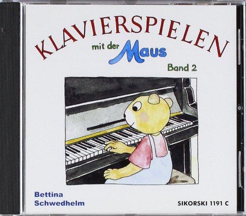 9783940982308: Klavierspielen mit der Maus, Band 2. Spiel mit Noten.CD