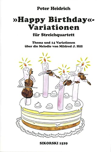 9783940982339: Happy Birthday - Variationen
