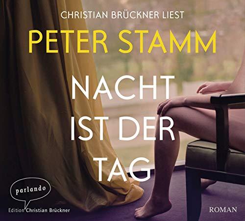 9783941004481: Nacht ist der Tag ; 4 Bde/Tle; Sprecher: Brückner, Christian; Deutsch; Audio-CD ; Hörbücher