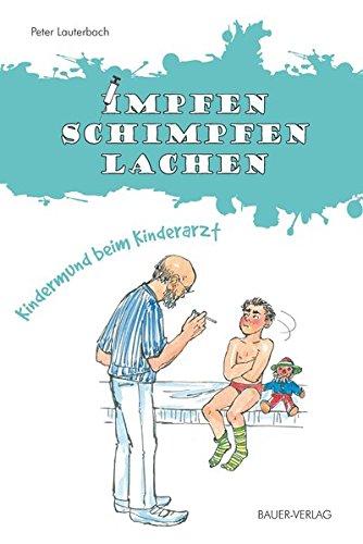 Impfen, schimpfen, lachen: Lauterbach, Peter