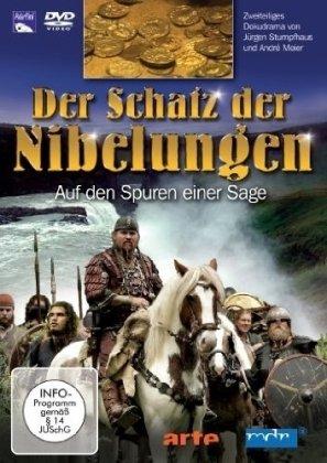 9783941028470: Der Schatz der Nibelungen: Auf den Spuren einer Sage [Alemania] [DVD]