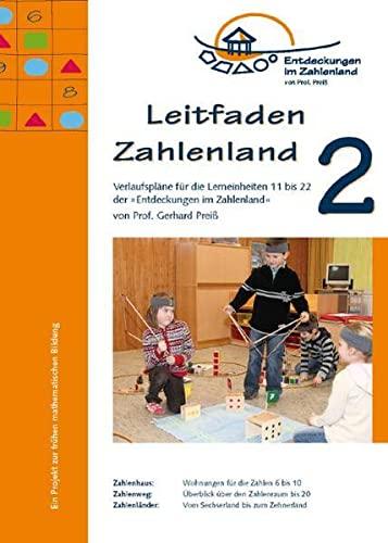 Leitfaden Zahlenland. Tl.2: Gerhard Preiß