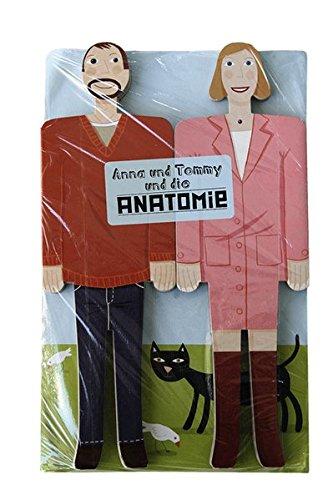 9783941087552: Anna und Tommy und die Anatomie