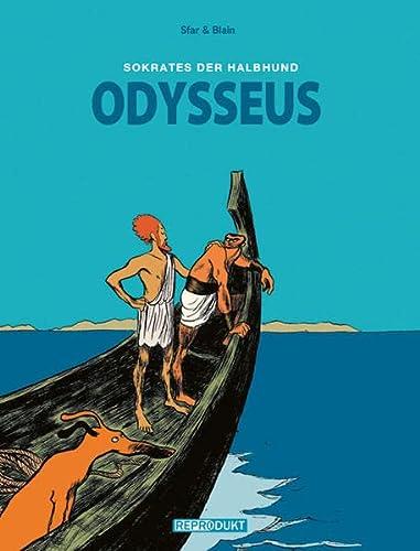 9783941099821: Sokrates der Halbhund 02: Odysseus