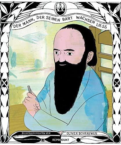 9783941099944: Der Mann, der seinen Bart wachsen ließ