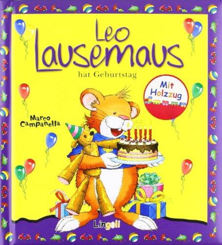 9783941118430: Leo Lausemaus hat Geburtstag (Set)