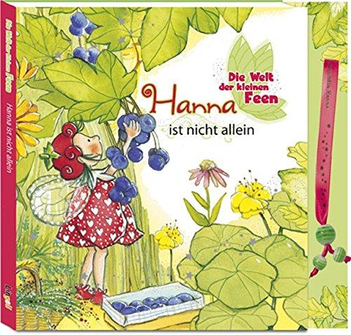 9783941118577: Hanna ist nicht allein: Die Welt der kleinen Feen