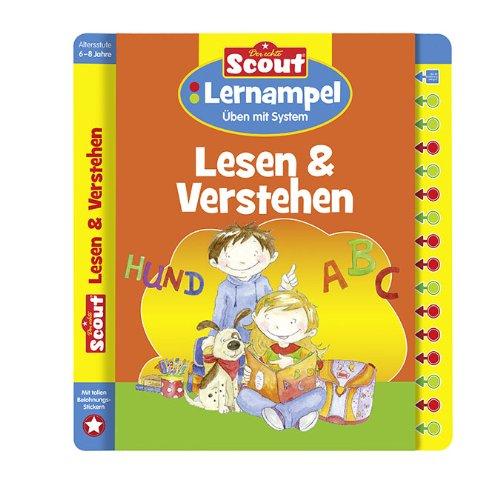 9783941118799: Scout Lernampel - Lesen & Verstehen