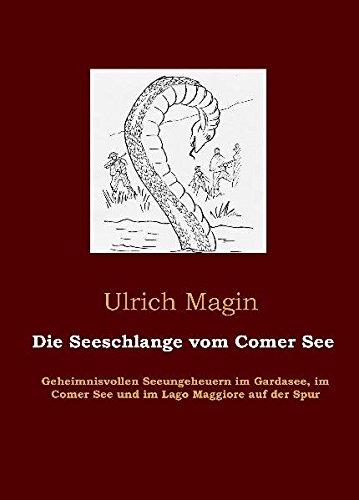 9783941122031: Die Seeschlange vom Comer See (German Edition)